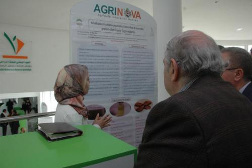 FORUM D'INNOVATION EN AGROALIMENTAIRE